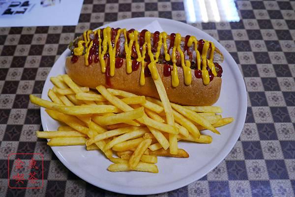 可可貝里 康尼島熱狗堡