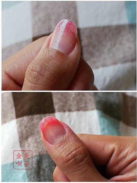 台南 白法美甲 大拇指