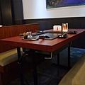 高雄 信樂屋 桌面