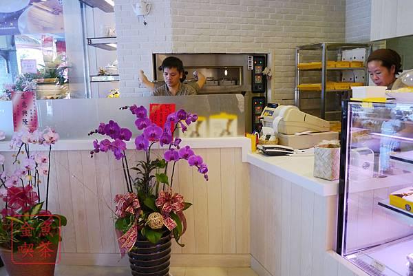 台南 月亮奇司 店內有烤箱