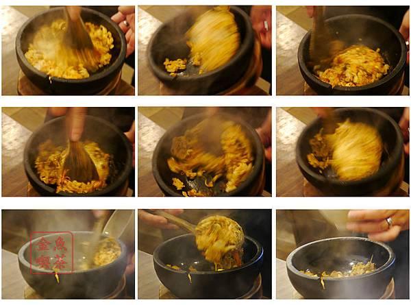 燒肉屋鳳山澄清店 石鍋拌飯(牛肉)