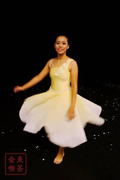 20131012和妹共舞一首情詩 伶