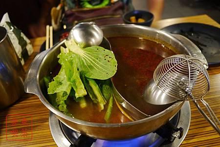 台南 饗麻饗辣 鴛鴦鍋