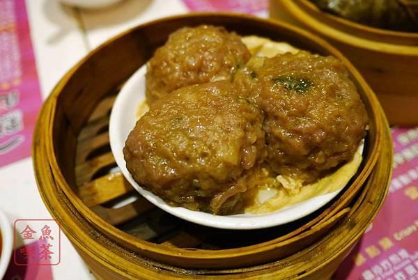 香港 太子站 一點心 鮮竹牛肉球