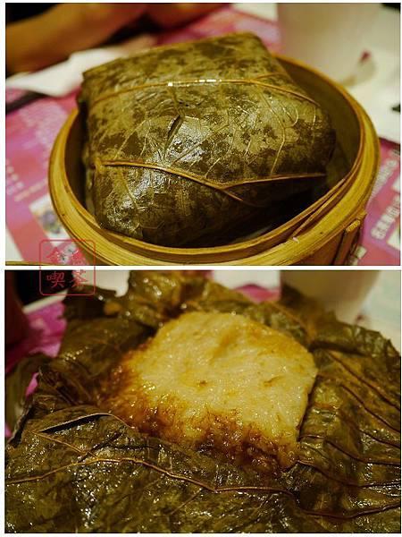 香港 太子站 一點心 豐料糯米雞