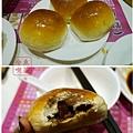 香港 太子站 一點心 叉燒焗餐包