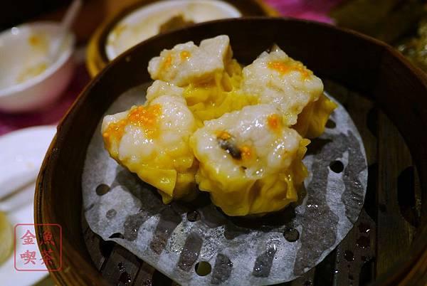 香港 太子站 一點心 蟹黃蒸燒賣