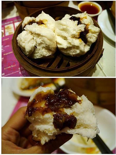 香港 太子站 一點心 蜜汁叉燒包