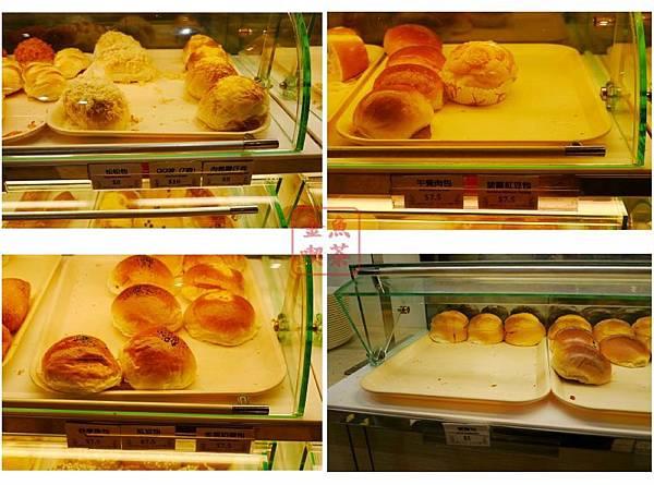 沒想到這裡的肉鬆麵包叫松松包!!
