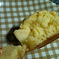 鬆餅粉 蘋果杯子蛋糕 裡面的蘋果咬感很有趣