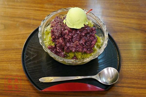 花見小路 日式抹茶紅豆刨冰