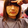 巴伯式髮屋Bob's Hair Store 剪髮中