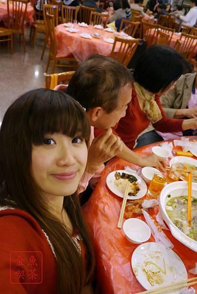 2014農曆年 初二 到新萬香吃辦桌
