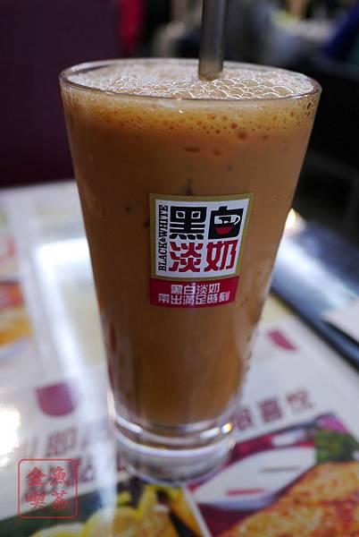 小香港茶餐廳 絲襪奶茶