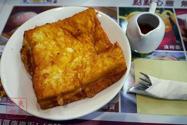 小香港茶餐廳 法蘭西多士
