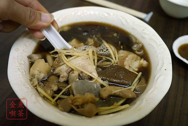 岡山 舊市羊肉 羊雜湯(小)