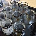 焦糖醬置入保羅瓶中