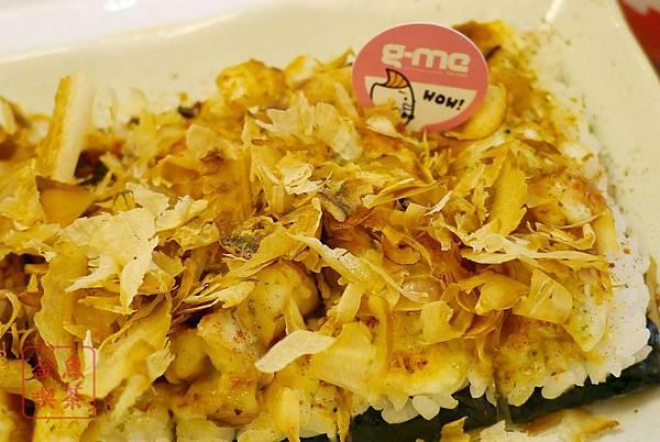 焗米 和風章魚燒