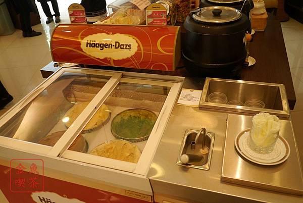 永恆天詩 haagen-dazs~有四種口味