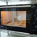 Dr.Goods 烤箱 第一次使用前的空燒開始