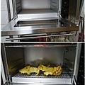Dr.Goods 烤箱 稍微涼之後將鳳梨皮放進烤箱一晚即可
