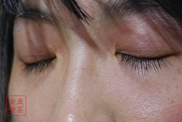Bifesta碧菲絲特 溫和即淨眼唇卸妝液 卸妝後