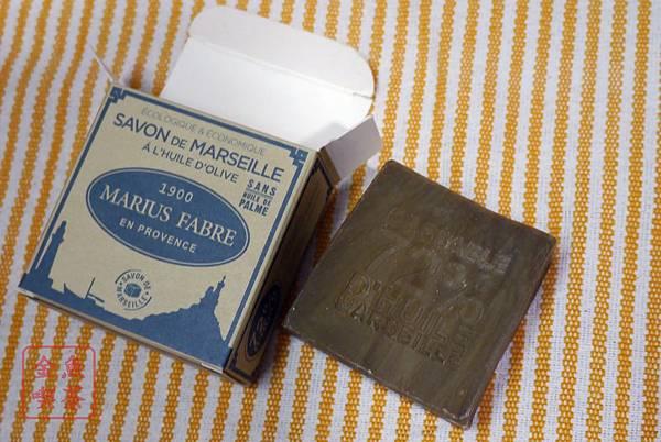 butybox9月盒 法鉑 橄欖油經典馬賽皂