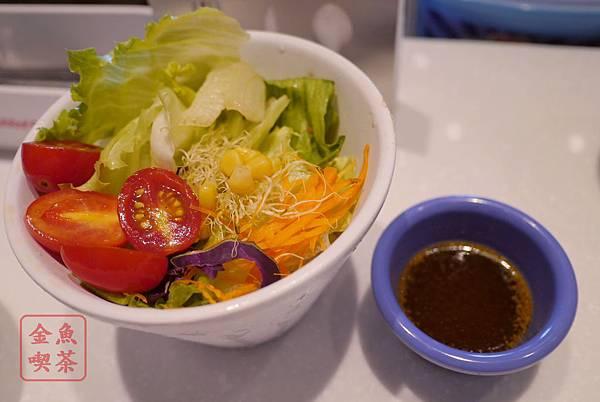 DACOZ 美式廚房 附餐沙拉