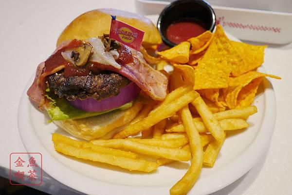 DACOZ 美式廚房 大口吃經典漢堡