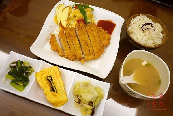 菘禾日式創意料理 便當