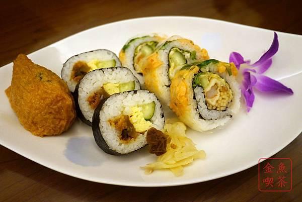 菘禾日式創意料理 綜合壽司