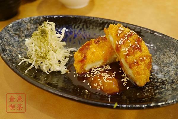 森本日式和風洋食堂 起司可樂餅