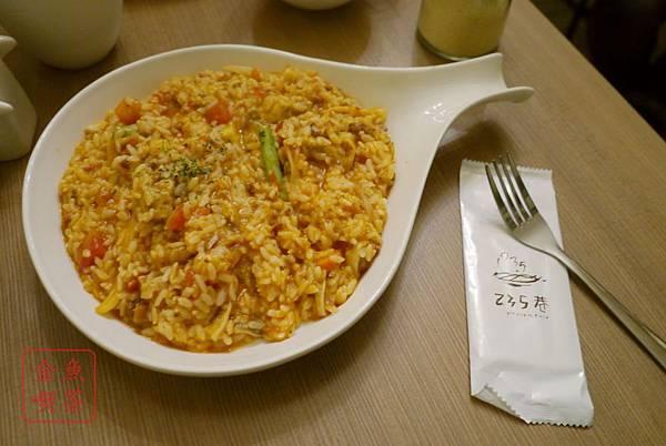 235巷PASTA台南文化店 茄汁香草雞肉燉飯