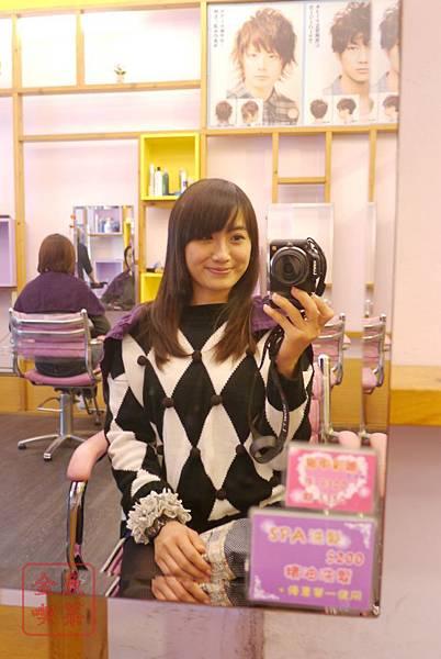 巴伯式髮屋Bob's Hair Store 剪髮後