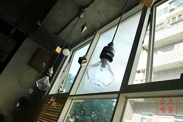 喜八珈琲店 二樓座位區