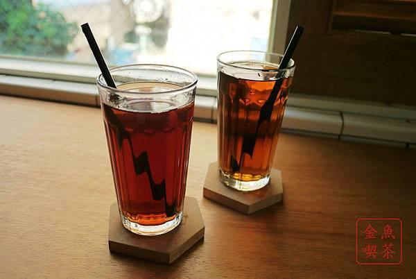 喜八珈琲店 紅茶 焙茶