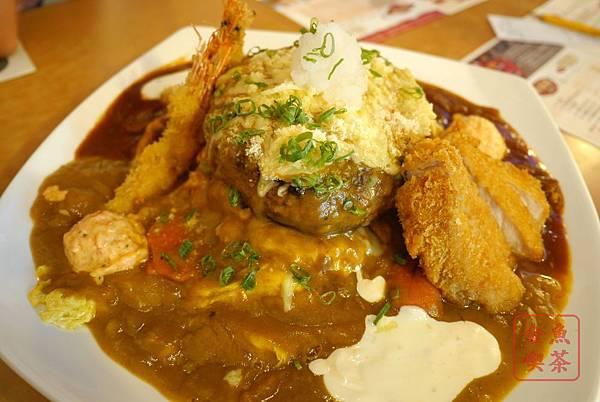 森本日式和風洋食堂 酷斯拉