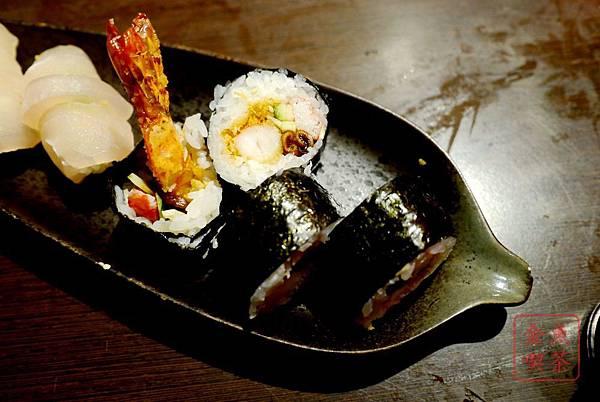 関ヶ原 炸蝦壽司