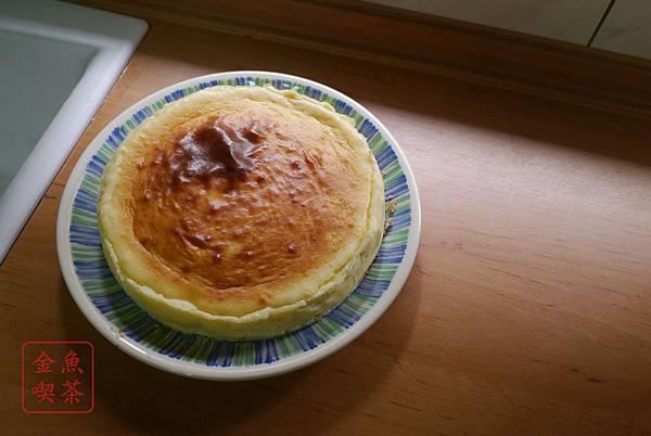 王電廚中寶多功能果菜料理機WO-2688 烤好的起司蛋糕