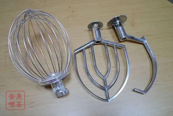 小林12L桌上型攪拌機 另外換購的不鏽鋼材質