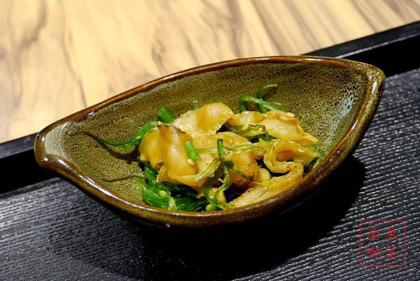 庵六花 京都濃咖哩專賣 小菜