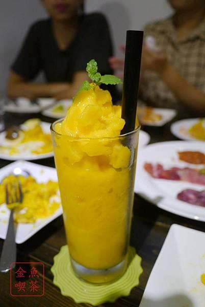 Cafe Hermosa 艾爾摩莎 芒果冰沙