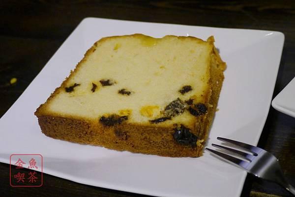 Cafe Hermosa 艾爾摩莎 昭和水果蛋糕 bizcocho