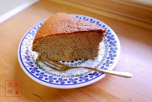 咖啡輕乳酪蛋糕