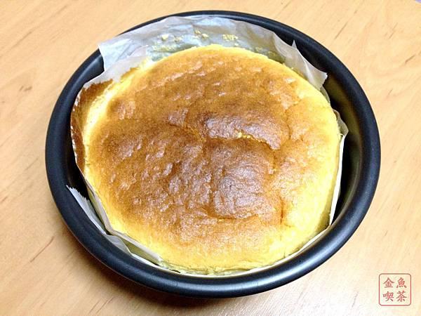 三種材料起司蛋糕 取出冷卻