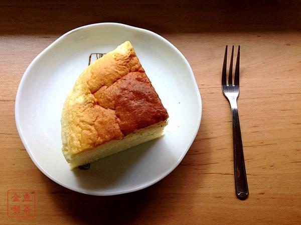 三種材料起司蛋糕 準備開吃