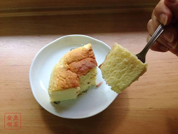 三種材料起司蛋糕