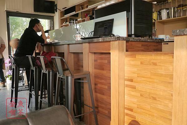 59玩咖咖啡坊 店內
