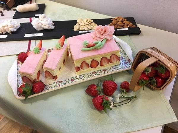 2017%2F04%2F28 製菓理論 fraisierフレズィエ草莓芙蓮 針本祐子先生