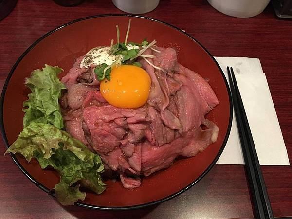 神戸ローストビーフ KOBE ROAST-BEEF ローストビーフ丼